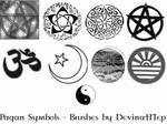 Pagan Symbols Brushes 5.0