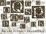 Ancient Letters Brushes