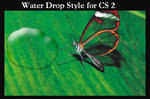 Water Drop Style for PS CS2