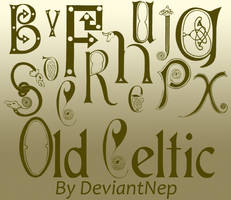 Old Celtic by DeviantNep