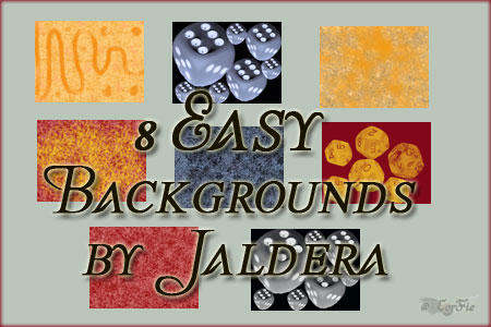 8 Easy Backgrounds