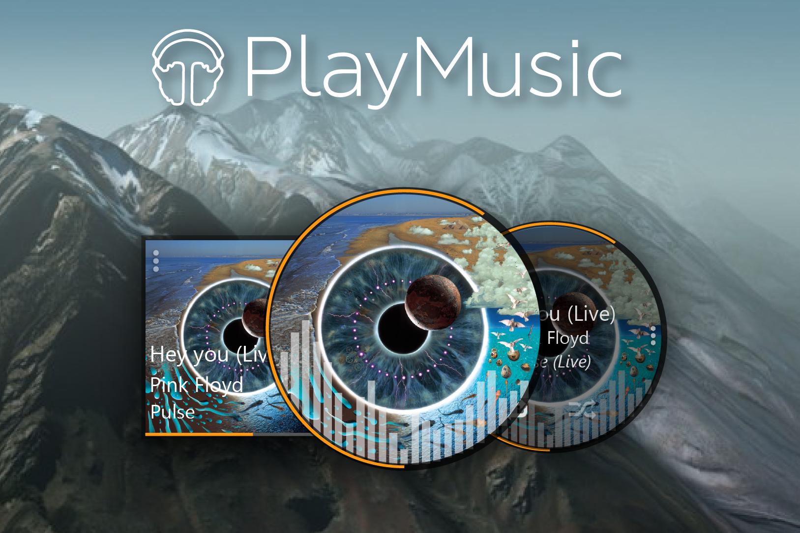 PlayMusic by BStevenson