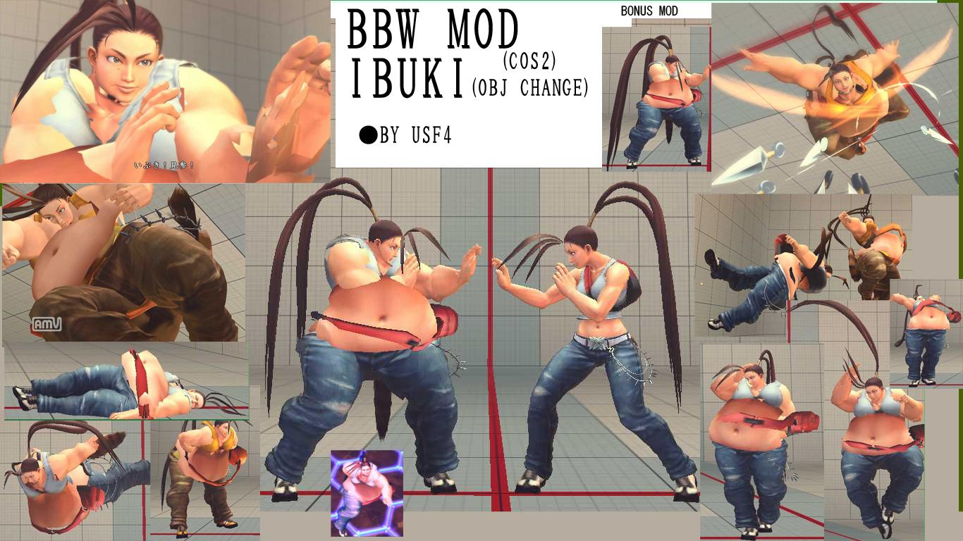 Ibuki mod nude galleries