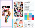 TWICE - WHAT IS LOVE? Pack