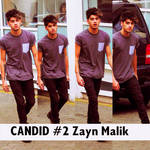 Candid #2 Zayn Malik