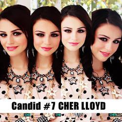 Candid #7 Cher Lloyd