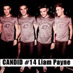 Candid #14 Liam Payne