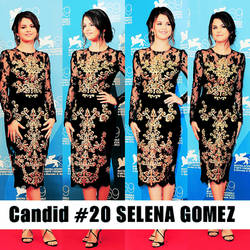 Candid #20 Selena Gomez