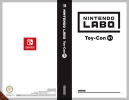Nintendo Switch Cover Template 2.0 by rmkar9