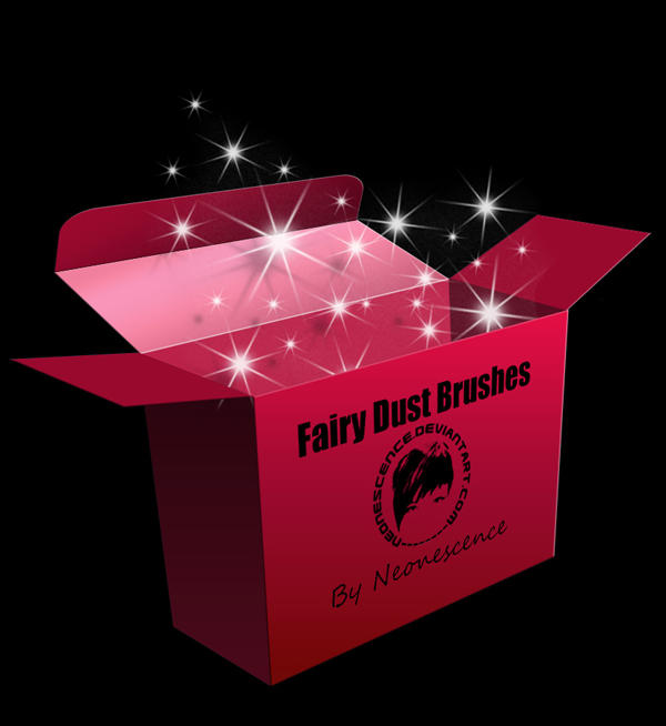 Fairy Dust Brushes by Neonescence