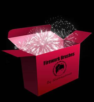 Firework Brush Set