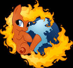 Mozilla Firefox Pony Icon (Macintosh .icns File)