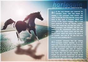Harlequin wtih Hover