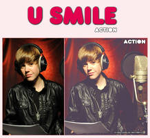 USmileAction by MyRockers
