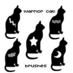 Warrior Brushes by dreamer14