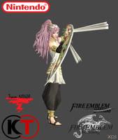 [Download]Fire Emblem Warriors|Oliva(XPS) by ShinyLightBulb