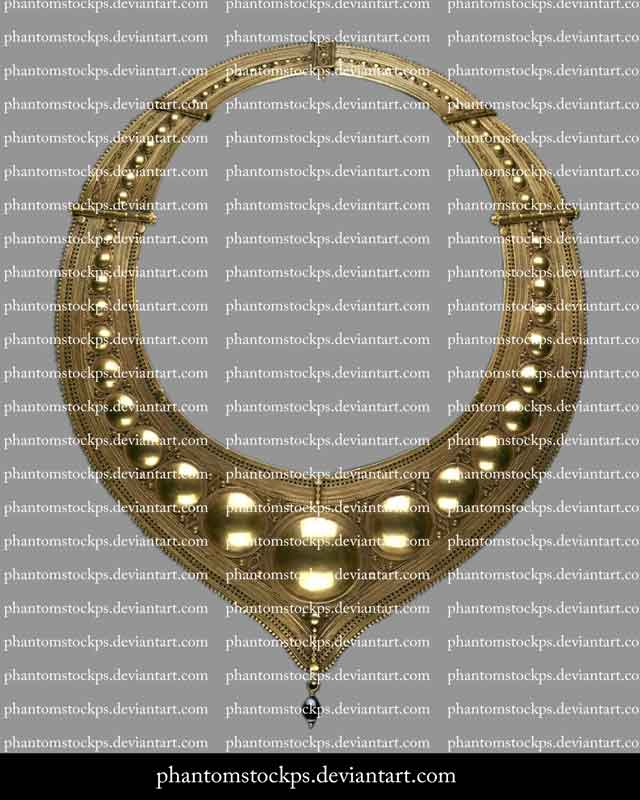 Necklace-19th-century by phantomstockps