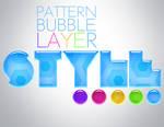 Pattern Bubble Style