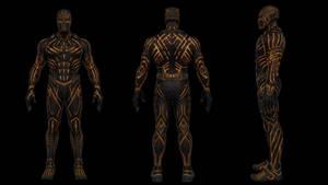 Killmonger by TigerSpider490