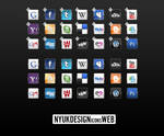Web Icons by NyukDesign