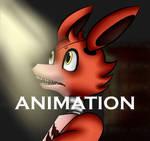 Foxy Crying Animation