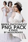 Brides PNG Pack
