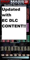 EPIC ME3 Garrus Soundboard **UPDATED**