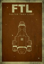 FTL kestrel animated poster by albaturd