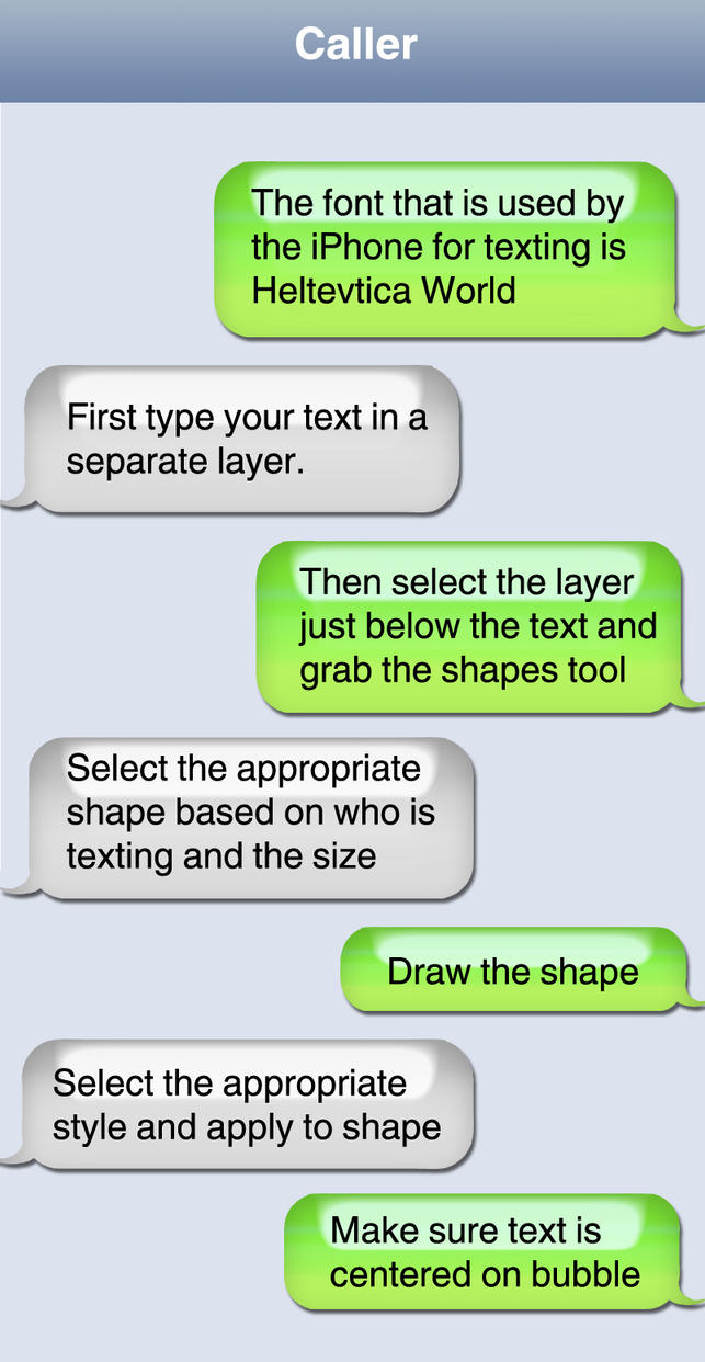 iphone text message styles by coreenm on deviantart. Black Bedroom Furniture Sets. Home Design Ideas