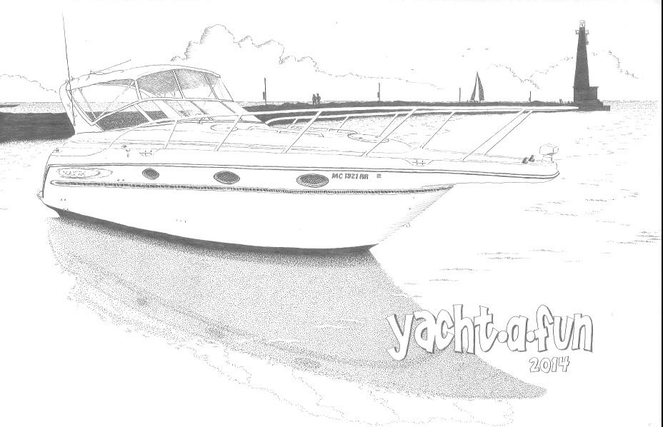 Yacht-a-Fun by CFStudios