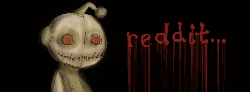 Scary Reddit Alien by TurboSolid