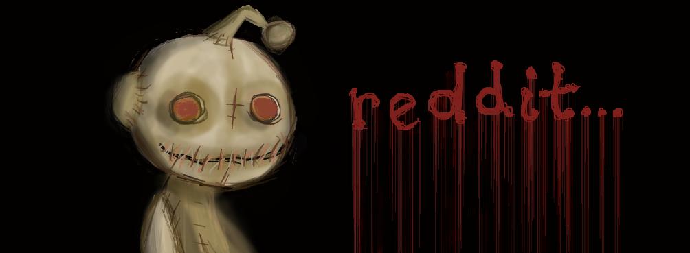 Scary Reddit Alien by TurboSolid on DeviantArt