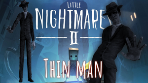 Thin man Little Nightmares 2 (XPS) Download