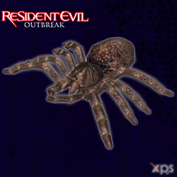 Resident Evil Outbreak Giant Spider (XPS) Download by Tyrant0400Tp