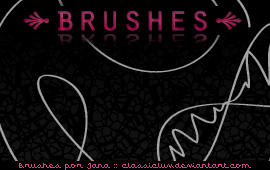 Line Brushes by classicluv