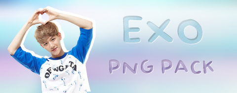 EXO PNG Pack by classicluv