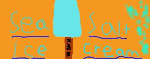 sea-salt icecream by xion9299