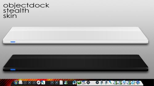 objectdock stealth skin by kornfan16099