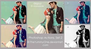 Photoshop Actions, Set 2