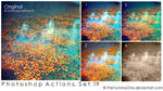Photoshop Actions, Set 19