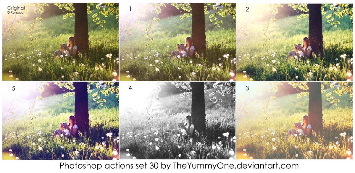 set 30 by TheYummyOne