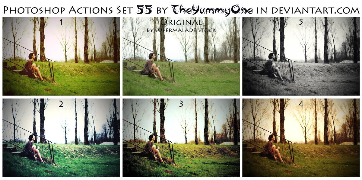 set 55 by TheYummyOne
