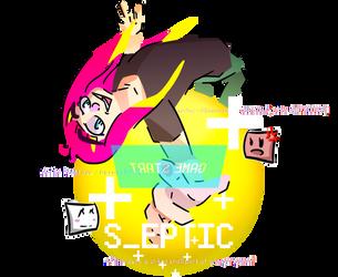 S_EPTIC (GIF!) by Zastie