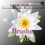 gimp flower tubes 4
