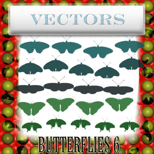 butterflies 6 high resolution