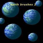 Gimp earth brushes 2