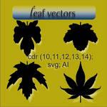 leafs vectors a1