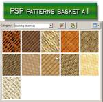 basket pattern a1