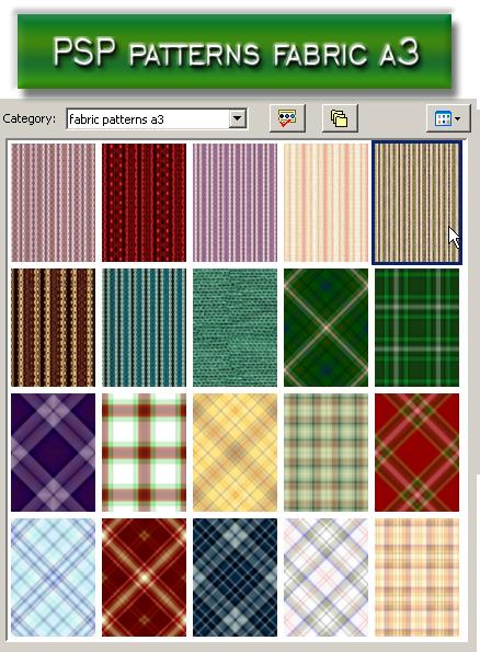 fabric patterns a3