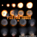 real psd fire tubes